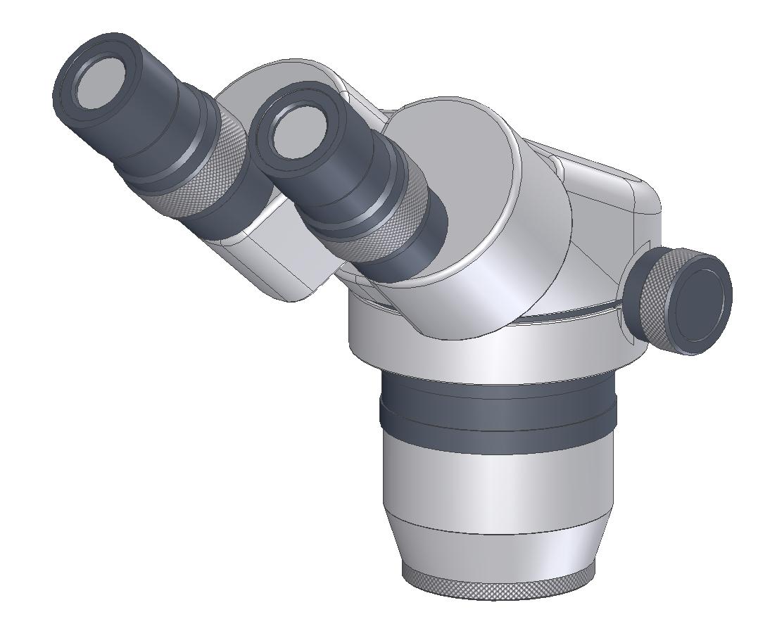 Optik binokular