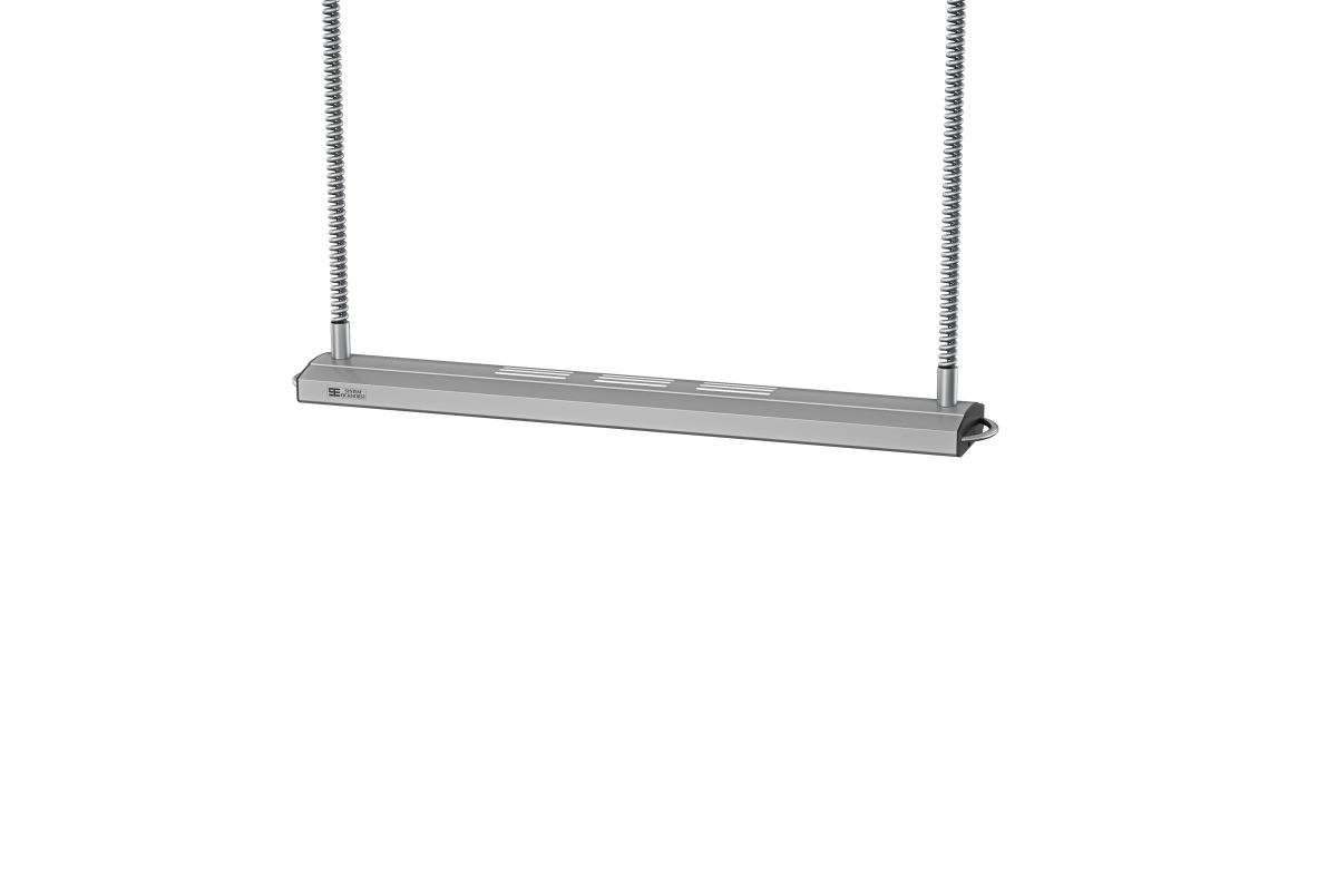 DIALITE X LED 2/24 - Arbeitsplatzbeleuchtung